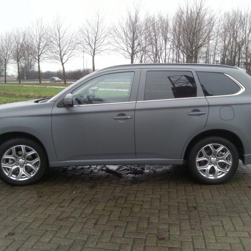 Carwrappen | Mitsubishi Outlander