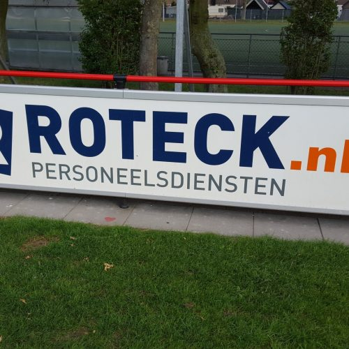 Reclamebord | Roteck